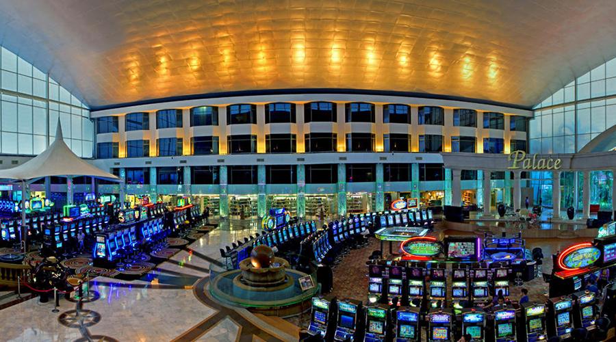Casino Online Slot Holiday Palace