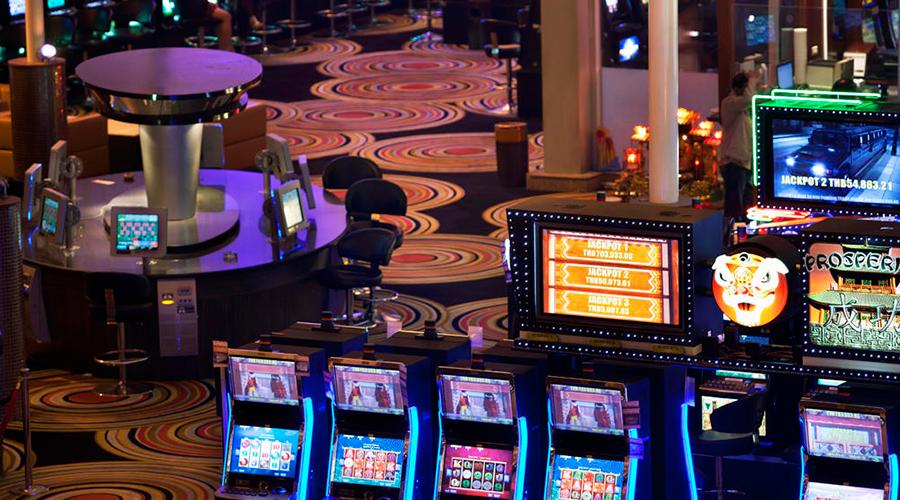 สล็อตออนไลน์ เกมส์สล็อต เล่น คาสิโน กับ Holiday Palace
