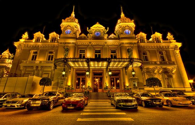 Monte Carlo - คาสิโนที่เก่าแก่ที่สุดของโลก - Holiday Palace 777